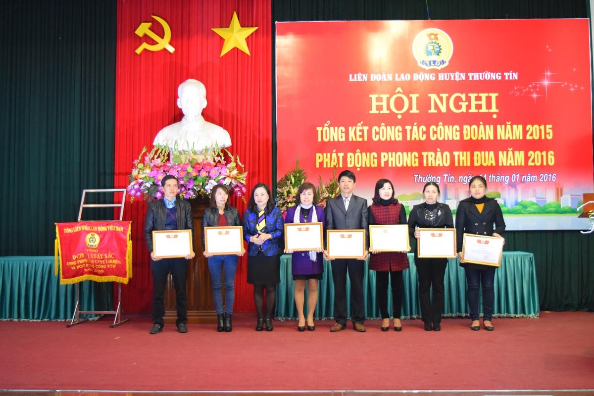Hoi nghi tong ket lien doan lao dong thuong tin 2016 - 10