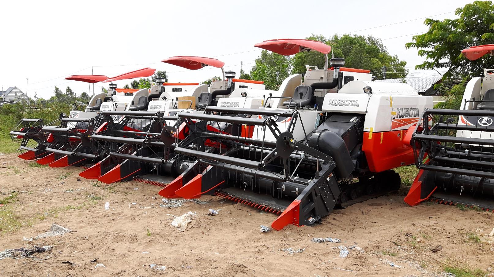 Kiểm tra chất lượng máy, thiết bị máy nông nghiệp nhập khẩu