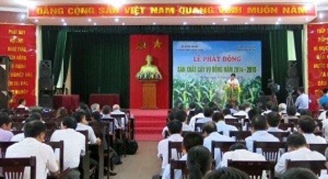 Le phat dong vu Dong 2014 - 2015